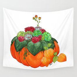 Autumn bouquet Wall Tapestry