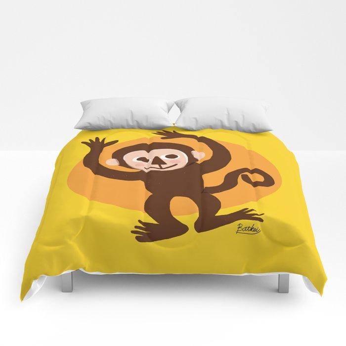 Monkey Comforters