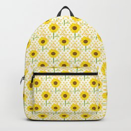 Inspired Sunshine Quote Backpack