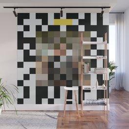 Pixel Pinata Wall Mural