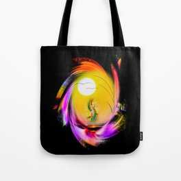Sunrise 8 Tote Bag