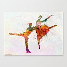 dancing queen Canvas Print