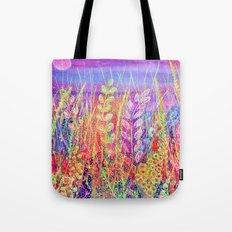 Flower Meadow Tote Bag