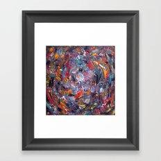 The Dragon Festival Framed Art Print