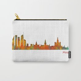 Moscow City Skyline art HQ v1 Carry-All Pouch