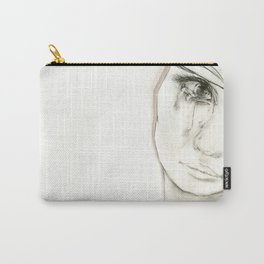 Shed Tears For Me Carry-All Pouch