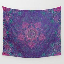 Magic mandala 30 Wall Tapestry