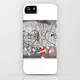 "A page from ""The Book of Unity"". iPhone Case"