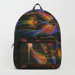 A Past Becomes Present Backpack