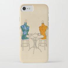 High Tea iPhone 7 Slim Case