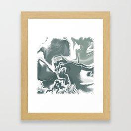 Ink #3 Framed Art Print