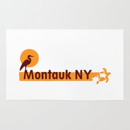 Montauk -Long Island. Rug