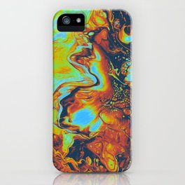 CANDLELIGHT EXCHANGES iPhone Case