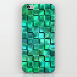Abstract 215 iPhone Skin