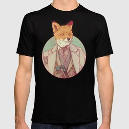 Jay the Fox T-shirt