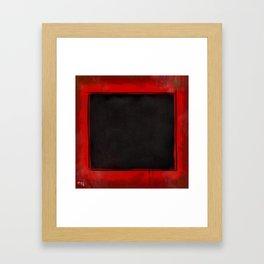 Beauty Squared Framed Art Print