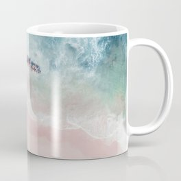 Ocean Pink Blush Coffee Mug