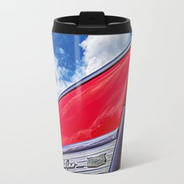 Red Bel Air Travel Mug