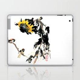 Sunflower splendor Laptop & iPad Skin