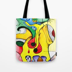 abstract-1 Tote Bag