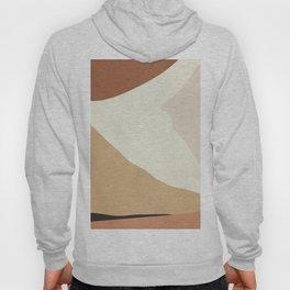 abstract minimal 55 Hoody