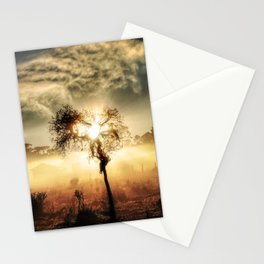 Tree of Lite Stationery Cards