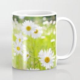 Daisy Meadow Coffee Mug