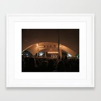 all time low Framed Art Prints featuring All Time Low - 1 by ijsw