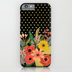 Flowers bouquet #2 iPhone 6 Slim Case