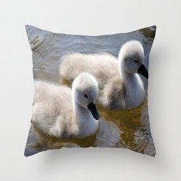 My Brother Jake Throw Pillow