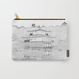 The Golden Pavilion - Kyoto, Japan Carry-All Pouch
