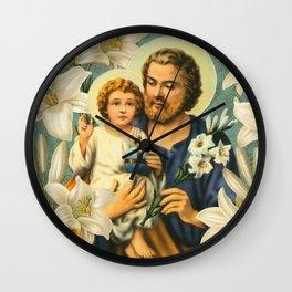 San José Wall Clock