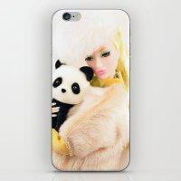WILD FOR LOVE iPhone & iPod Skin