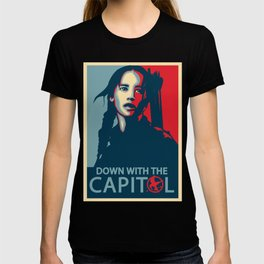 Down With Capitol  T-shirt
