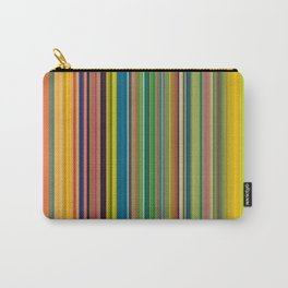 Cube of Lines Carry-All Pouch