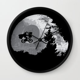ET Wars Wall Clock