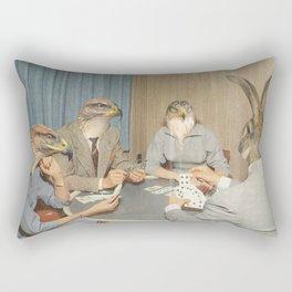 Too Late Mr. Hudson - Poker Rectangular Pillow