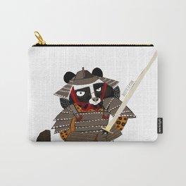 Tanuki Samurai (c) 2017 Carry-All Pouch