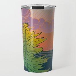 Valley Sunset Travel Mug