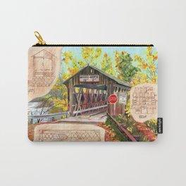 Rebuild the Bridge Carry-All Pouch