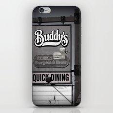 Buddy's iPhone & iPod Skin