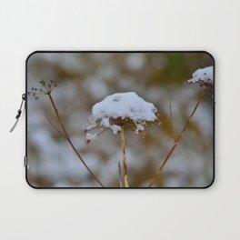 Snow Fall Laptop Sleeve