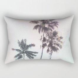 Palm Daze Rectangular Pillow