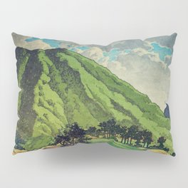 Crossing people's land in Iksey Pillow Sham