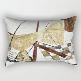 ship to shore Rectangular Pillow