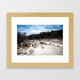 Greenbelt Bliss Framed Art Print