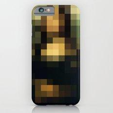 Buy pixels don't buy art iPhone 6s Slim Case