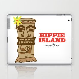 Hippie Island Tiki Dude Laptop & iPad Skin