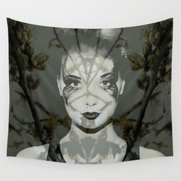 ButterFly Queen Wall Tapestry