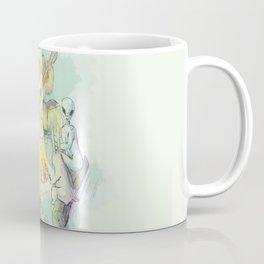 music camping Coffee Mug